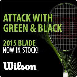 New Wilson Blade Tennis Racquet