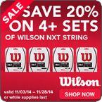 Wilson String Deals