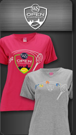 Western and Southern Tournament Womens Apparel