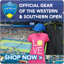 Shop 2014 Western and Southern Open Gear