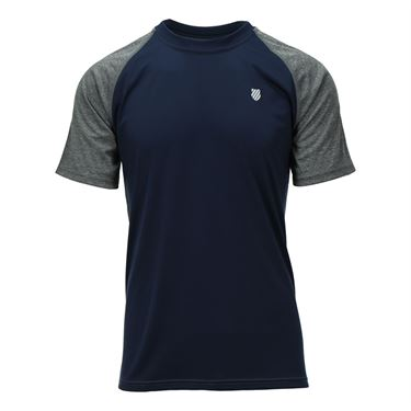 K Swiss Back Court Crew - Dress Blue