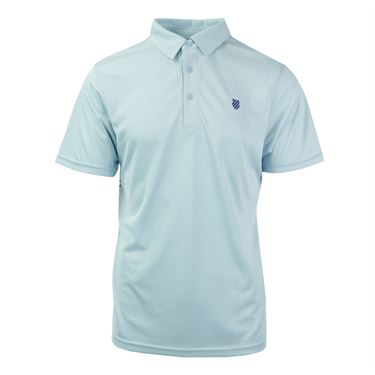 K Swiss BB Polo - Aqua