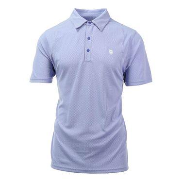 K Swiss BB Polo - Dazzling Blue