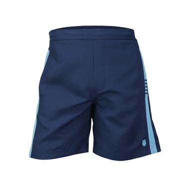 K Swiss BB Game Short - Insignia Blue/Blue Grotto