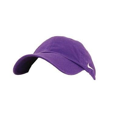 Nike Team Campus Cap-Purple