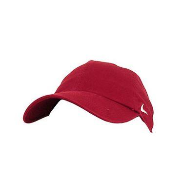 Nike Team Campus Cap-Cardinal