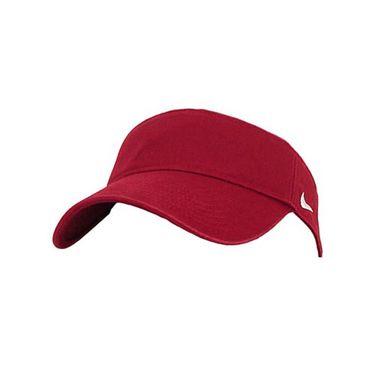 Nike Team Campus Visor-Cardinal
