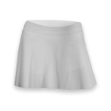 ofibella Womens Pure Flounce Skirt