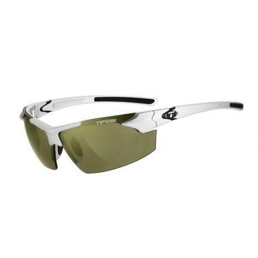 Tifosi Jet Sunglasses Metallic Silver