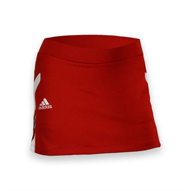 adidas Utility Skirt-Univ Red