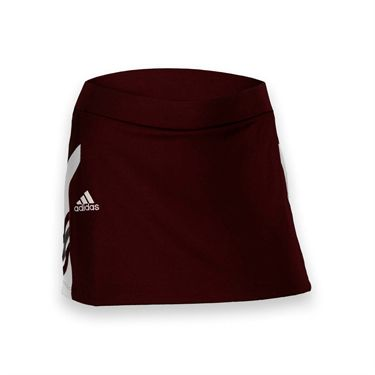 adidas Utility Skirt-Maroon