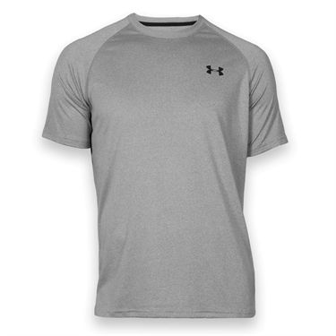 Under Armour Tech Crew- True Gray