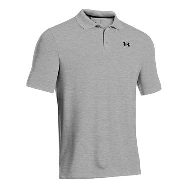 Under Armour Performance Polo - True Grey Heather