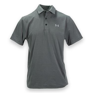 Under Armour Playoff Polo - Ash/Steel