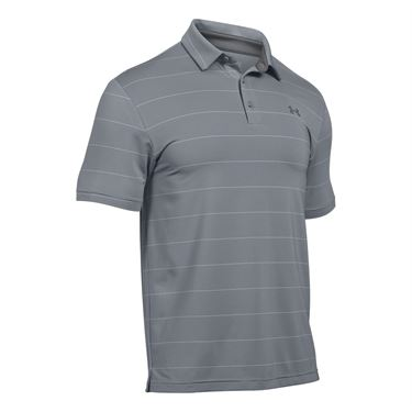 Under Armour Playoff Polo - Steel