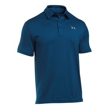 Under Armour Playoff Polo - Heron Blue