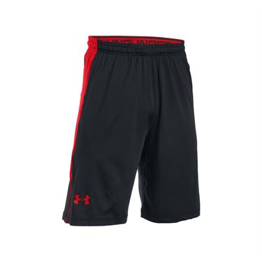 Under Armour Raid Short - Black/Red