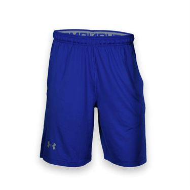 Under Armour Raid Short - Royal/Steel