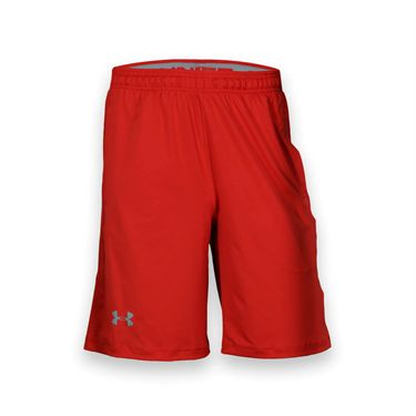 Under Armour Raid Short - Red/Steel