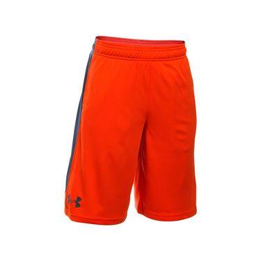 Under Armour Boys Eliminator Short - Volcano Orange