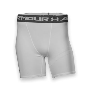Under Armour Compression Short - White