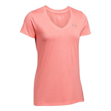 Under Armour Tech Twist V Neck - Cape Coral