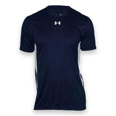 Under Armour Team Zone Crew - Midnight Navy/White