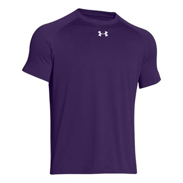 Under Armour Team Locker Crew - Purple/White