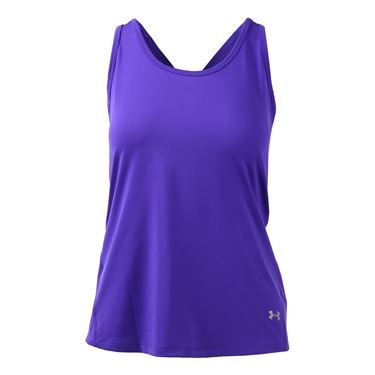 Under Armour Cool Switch Tank - Deep Orchid