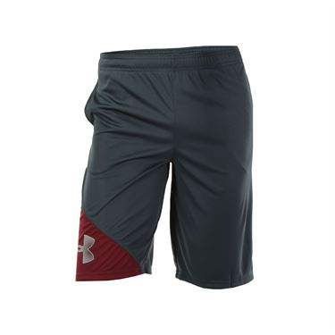 Under Armour Boys Tech Prototype Short - Stealth Grey