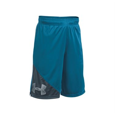 Under Armour Boys Tech Prototype Short - Peacock Blue