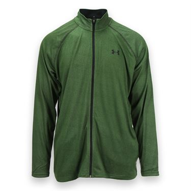 Under Armour Tech Track Jacket - Combat Green