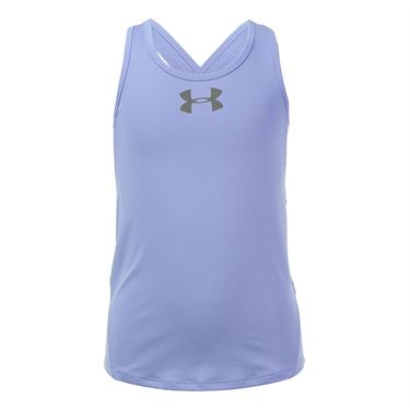 Under Armour Girls Coolswitch Tank - Purple Ice