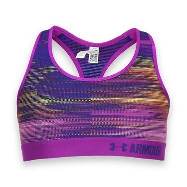 Under Armour Girls Novelty Bra - Purple Sky