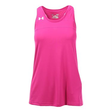 Under Armour Match Up Tank - Tropical Pink