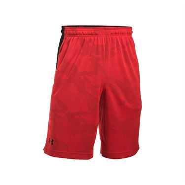 Under Armour Raid Jacquard Short - Red