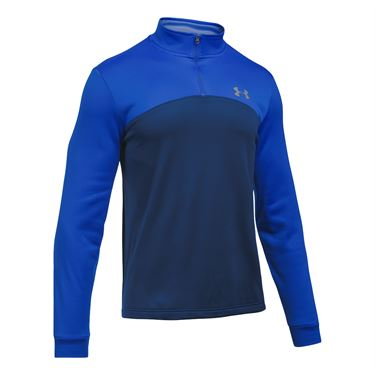 Under Armour Icon 1/4 Zip - Blue Marker