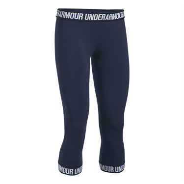 Under Armour Favorite Capri - Midnight Navy