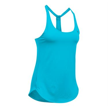 Under Armour Coolswitch Tank - Island Blues