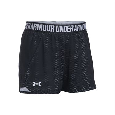 Under Armour Play Up Short 2.0 Mesh Short - Black