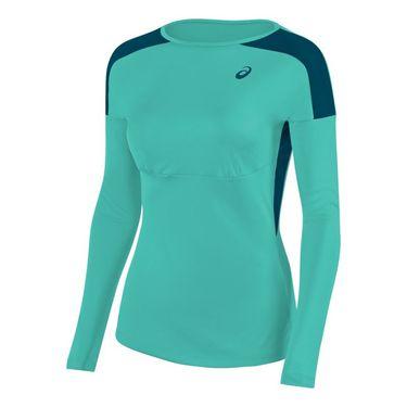 Asics Athlete Long Sleeve- Pool Blue