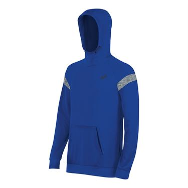 Asics Sanded Hoody-Airforce Blue