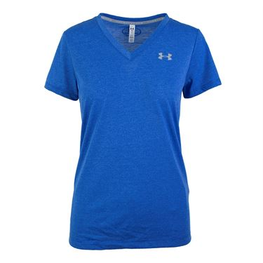 Under Armour Threadborne Top - Lapis Blue