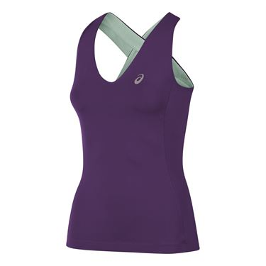 Asics Athlete Tank - Parachute Purple