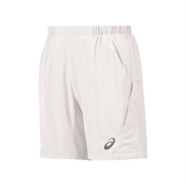 Asics Athlete 7 Inch Short - Real White