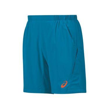 Asics Athlete 7 Inch Short - Blue Jewel