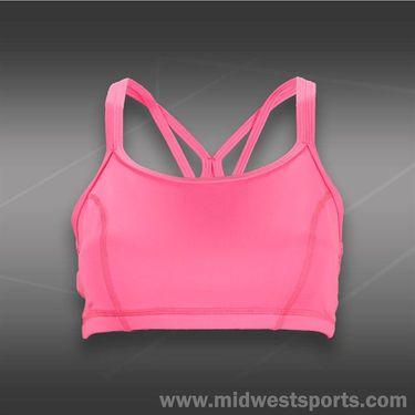 Sofibella Venture Cami Sports Bra-Sofi Pink