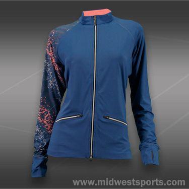 Sofibella Style Jacket-Cobalt