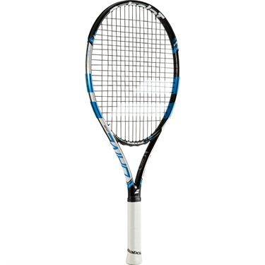 Babolat Pure Drive 25 2015 Junior Black/Blue Tennis Racquet