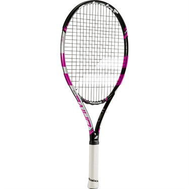 Babolat Pure Drive 25 2015 Junior Black/Pink Tennis Racquet